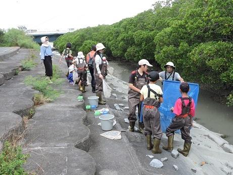 水路で捕獲開始DSCN9898.jpg